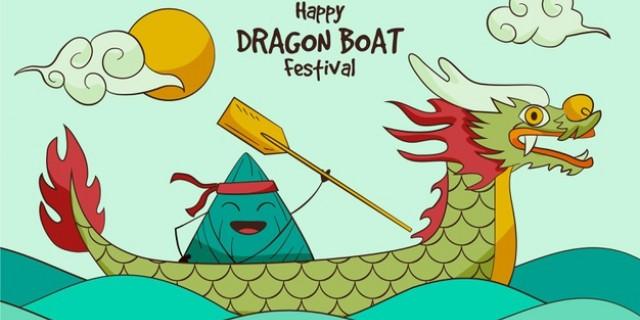 Healthy Dragon Boat Festival