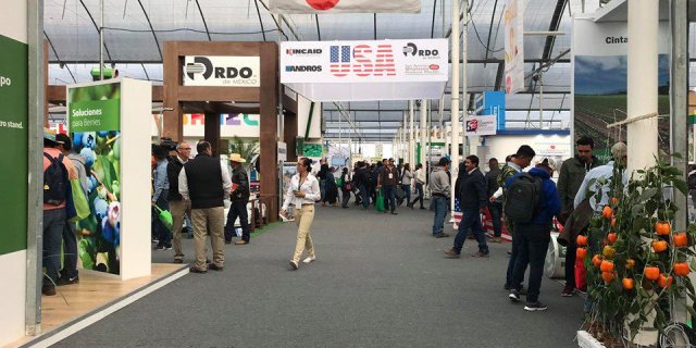 The International Agricultural Exhibition in Guanajuato, Mexico, November 12-15, 2019